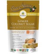 Ecoideas Organic Ginger Coconut Sugar