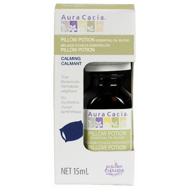 Aura Cacia Pillow Potion Essential Oil Blend