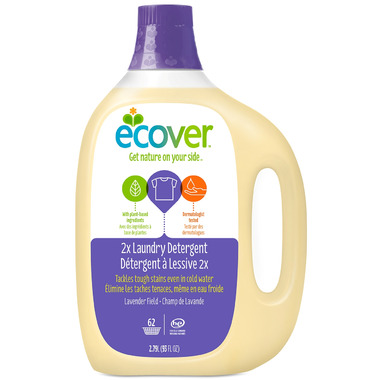Ecover 2x Laundry Detergent Lavender Field