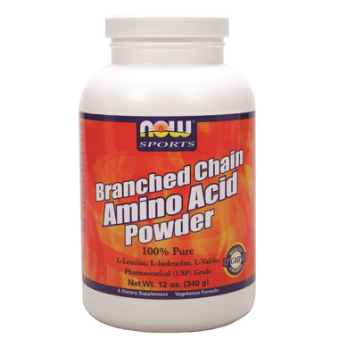 NOW Sports Branched Chain Amino Acid Powder