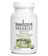 Nova Scotia Organics Women's 50+ Multivitamins & Minerals