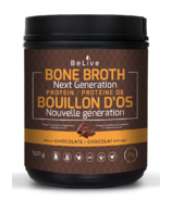 BeLive Bone Broth Protein Next Generation African Chocolate