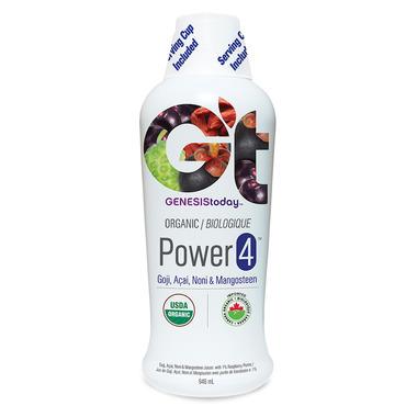 Genesis Today Power4
