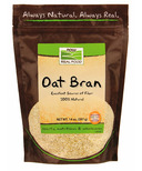 NOW Real Food Oat Bran
