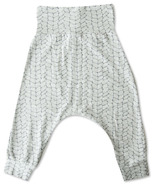 Vonbon Harem Pants Cable Gray