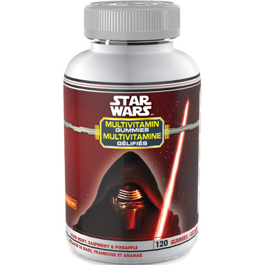 Star Wars Villain Multivitamin Gummies
