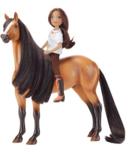 Breyer Horses Spirit Riding Free Spirit and Lucky Gift Set