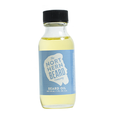 The Northern Beard Company Unscented Beard Oil