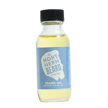 The Northern Beard Company Unscented Beard Oil