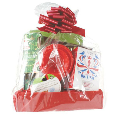 Happy Host Holiday Basket