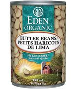 Eden Organic Canned Butter Beans