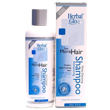 Herbal Glo See More Hair Deep Cleansing Shampoo