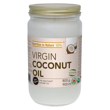 St. Francis Herb Farm Raw Organic Virgin Coconut Oil