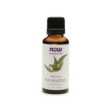 NOW Essential Oils Eucalyptus Oil
