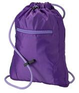 Gaiam Kids Yoga Mat Bag Purple