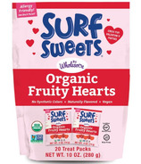 Surf Sweets Organic Fruity Hearts