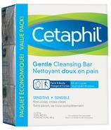 Cetaphil Gentle Cleansing Bar 3 Pack