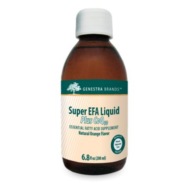 Genestra Super EFA Liquid Plus CoQ10