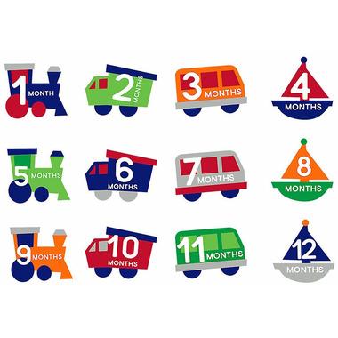 Pearhead All Aboard Stickers