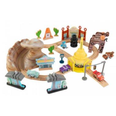 KidKraft Disney Pixar Cars 3 Radiator Springs Track Set