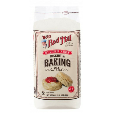 Bob\'s Red Mill Gluten Free Biscuit & Baking Mix