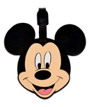 Disney Mickey Mouse Plastic Luggage Tag