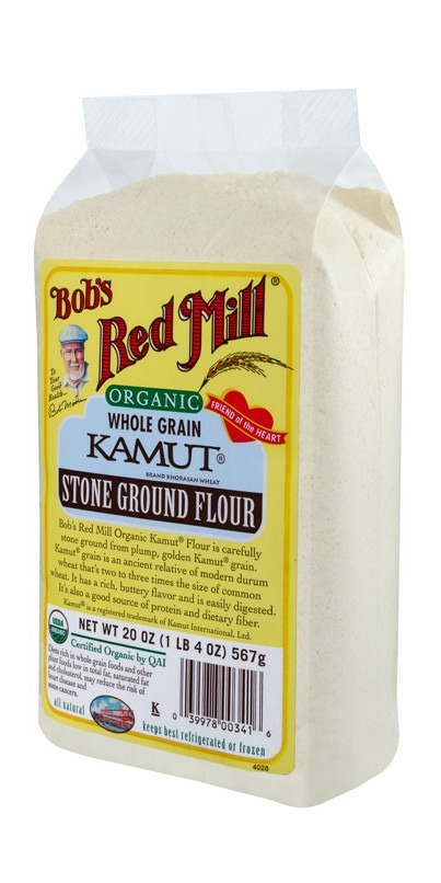 Buy Bob's Red Mill Organic Kamut Flour at Well.ca | Free