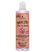 Got2B Rise 'n Shine Radiance Bounce Whipped Mousse