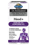 Garden of Life Dr. Formulated Probiotics Mood+
