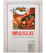 "Romertopf ""A Real Treat"" Cookbook"
