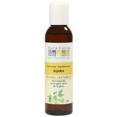 Aura Cacia Jojoba Pure Skin Care Oil