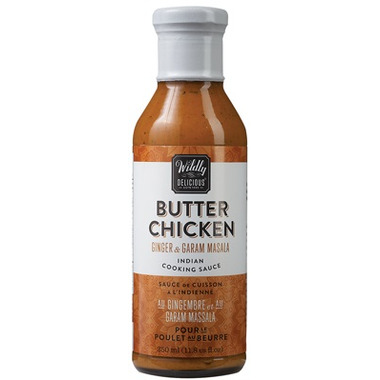 Wildly Delicious Butter Chicken Cooking Sauce