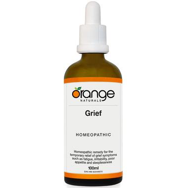 Orange Naturals Grief Remedy