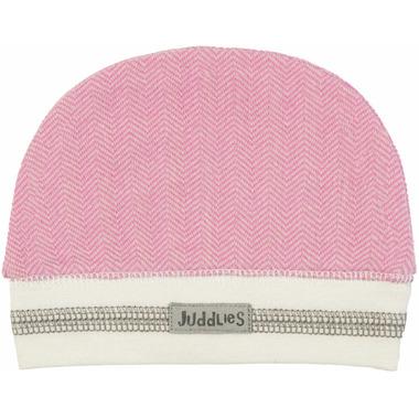 Juddlies Cottage Beanie Sunset Pink
