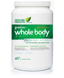 Genuine Health Greens+ Whole Body Nutrition