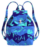 Baggu Backpack in Night Mountain