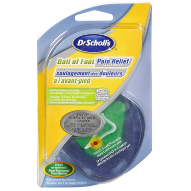 Buy Dr. Scholl's Ball Of Foot Pain Relief Orthotics at ...