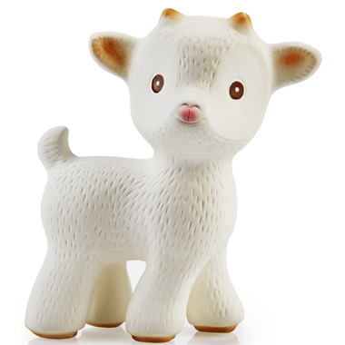 CaaOcho Sola the Goat White