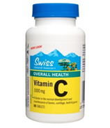Swiss Natural Sources Vitamin C 1000mg