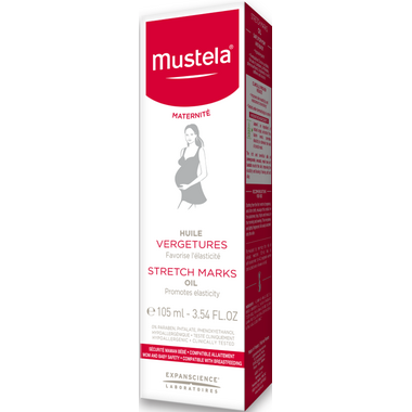 Mustela Maternity Stretch Marks Oil