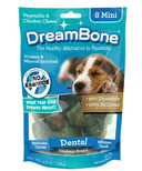 DreamBone Dental Mini Chews Vegetable and Chicken