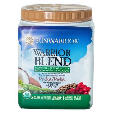 Sunwarrior Warrior Protein Blend Mocha