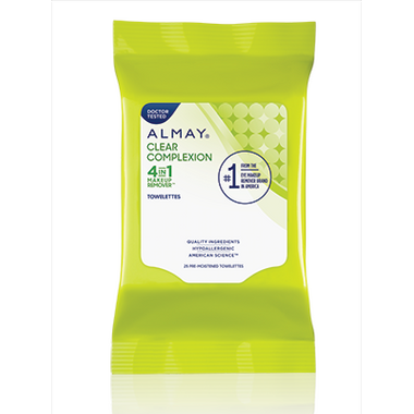 Almay Clear Complextion Makeup Remover