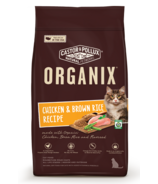 Castor & Pollux Organix Chicken & Brown Rice Cat Food