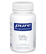 Pure Encapsulations CoQ10 120 mg
