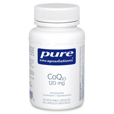 Pure Encapsulations CoQ10 120 mg