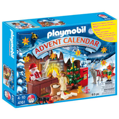 Playmobil Advent Calendar Christmas Post Office
