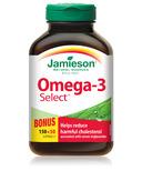 Jamieson Omega 3 Select Bonus Pack
