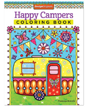 Fox Chapel Happy Campers Coloring Book