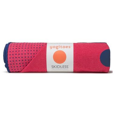 Manduka yogitoes Skidless Towels Heather Collection Heather Zuri